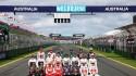 F1 –  1er GP de la saison 2014 Australie Melbourne