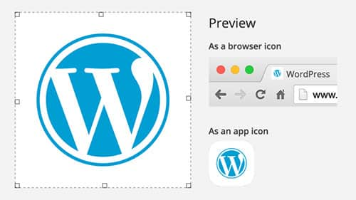 Wordpress4.3-Favicon-facile