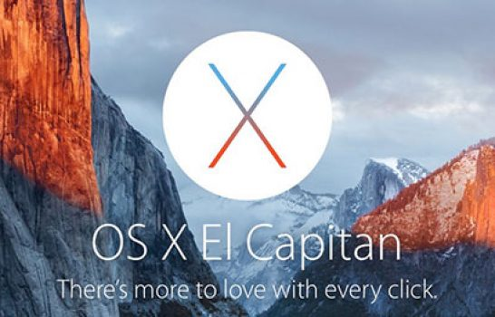 Utilisateurs Mac de Finale n'installez pas El Capitan