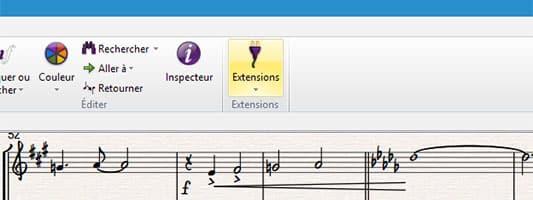 Sibelius-menu-plugins-extensions