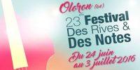 Oloron 2016 Très bon petit festival