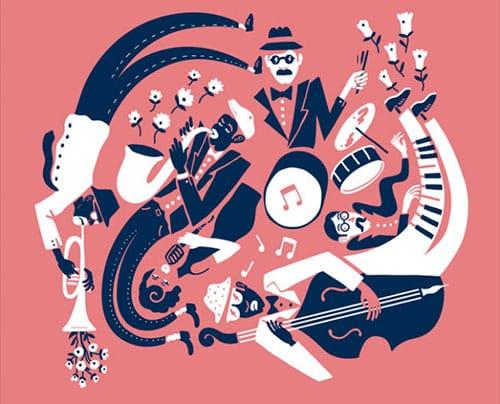 affiche-Jazzaldia-san-sebastian-2016-dessin