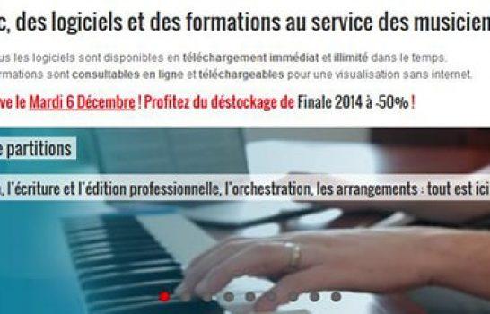 Finale 25 enfin en français