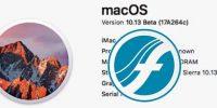 Finale 25 sera compatible avec MacOs High Sierra 10.13