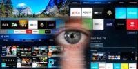 Smart TV connectée surveillance assurée