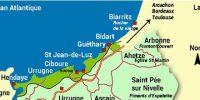 Qualité des eaux de baignade en Côte basque