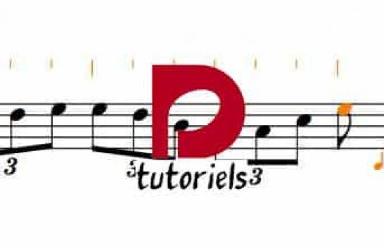 Comment travailler avec les N-olets dans Dorico | Mode écriture