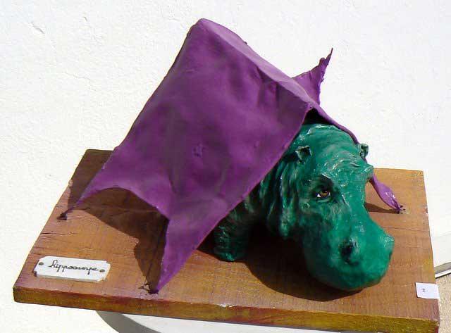Hippo campe de Margot Tardieu